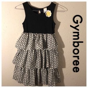 Gymboree Tiered Ruffled Dress